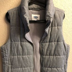 Winter puffer Old Navy Vests.Selling both!
